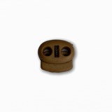 Brown 2 Hole Toggle