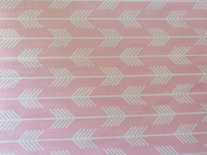 Arrows - Pink | Buy Quality Fabric Online Australia