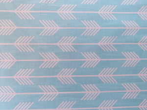 Arrows - Blue | Order Fabric Online Australia