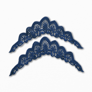 Navy Flutter Wings - Large