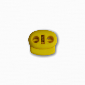 Yellow 2 Hole Toggle