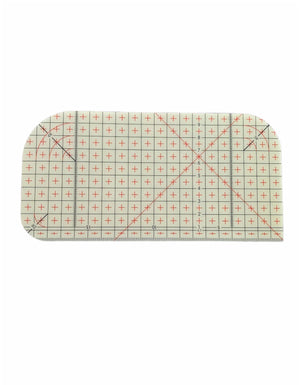 Hemming Ruler Small | Best Online Fabric Store Australia