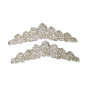 Ivory Flutter Wings - Small