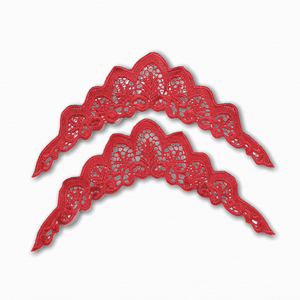 Red Flutter Wings - Large