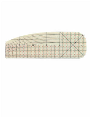 Hemming Ruler Large | Buy Linen Fabric Online Australia