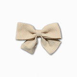 Bullet Fabric Solid Khaki Bow | Cheap Online Fabric Australia