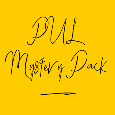 Mystery Pack PUL Mixed