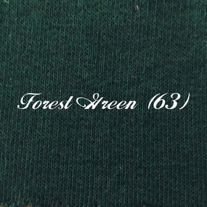 Solid Forest Green French Terry