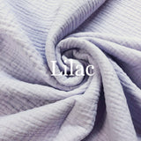 Pre-Order Lilac Double Gauze