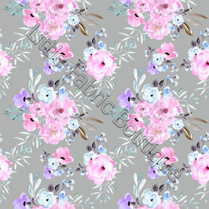 Pre-Order Kellie Floral Cotton Twill
