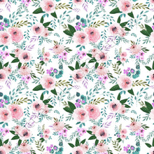 LFB Soft Pink Watercolour Florals