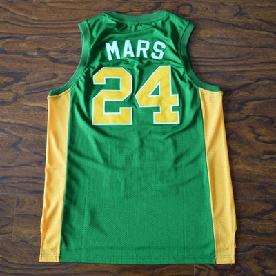 Bruno Mars #24 N. Hale High Jersey BET Awards Basketball Jersey, Jersey, HaveJerseys, HaveJerseys, 2018 throwback retro vintage movie sports basketball baseball football hockey college highschool jerseys, jersey plug, movie jerseys