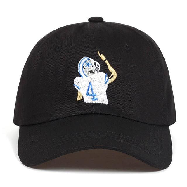 Dak Prescott #4 Dallas Cowboys Dad Hat