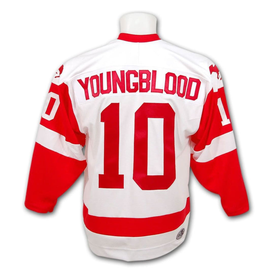 Dean YoungBlood (Rob Lowe) #10 Mustangs 1986 Movie Jersey