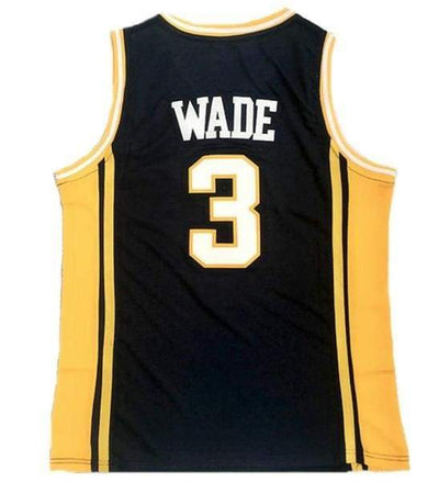 Dwyane Wade Marquette Jersey, basketball, HaveJerseys, HaveJerseys, 2018 throwback retro vintage movie sports basketball baseball football hockey college highschool jerseys, jersey plug, movie jerseys