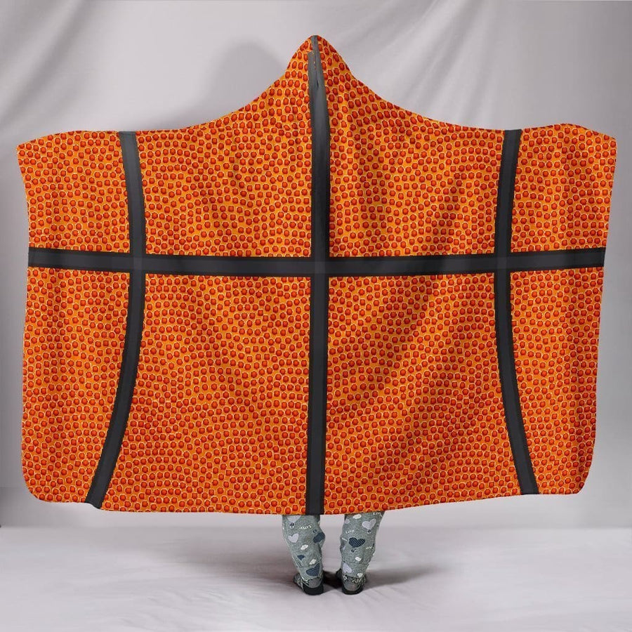 Extra Soft Fleece 3D Sports Hoodie Blanket