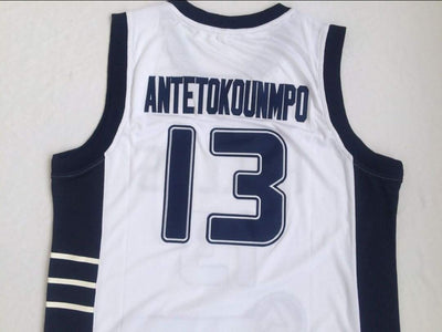 Giannis Greece Throwback Basketball Jersey, Jersey, HaveJerseys, HaveJerseys, 2018 throwback retro vintage movie sports basketball baseball football hockey college highschool jerseys, jersey plug, movie jerseys