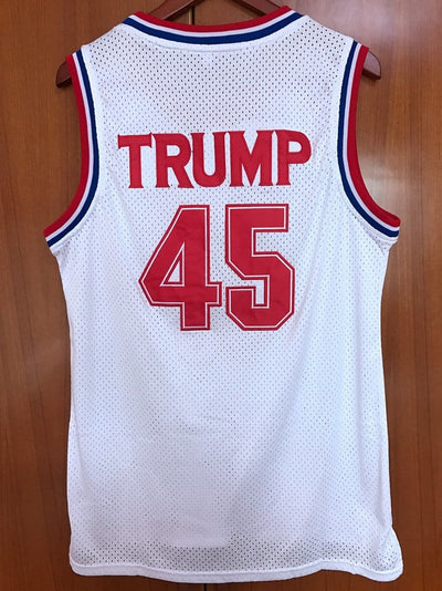 HJ™ Donald Trump #45 Team USA Official Jersey - HaveJerseys