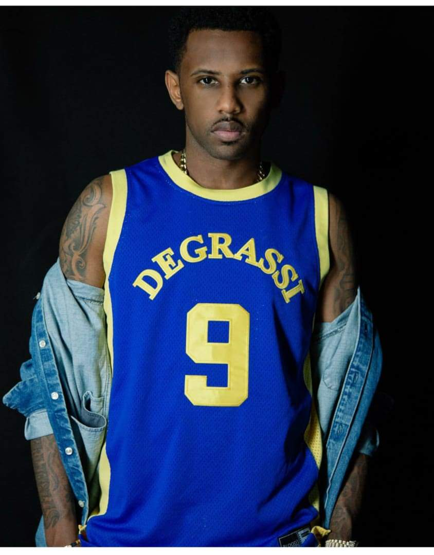 HJ™ Drake - Degrassi Official Basketball Jerseys