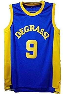 HJ™ Drake - Degrassi Official Basketball Jerseys - HaveJerseys