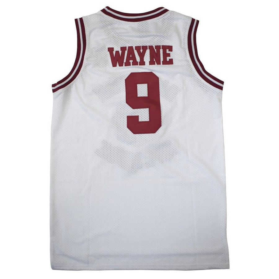 HJ™ Dwayne Wayne #9 Hillman College - A Different World Jersey