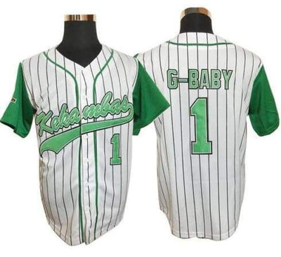 HJ™ G-Baby #1 Kekambas Official Movie Jersey - HaveJerseys