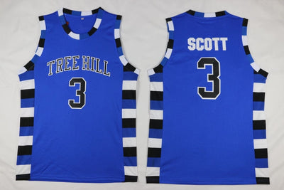 HJ™ Lucas Scott #3 - One Tree Hill Jerseys, Jersey, HaveJerseys, HaveJerseys, 2018 throwback retro vintage movie sports basketball baseball football hockey college highschool jerseys, jersey plug, movie jerseys