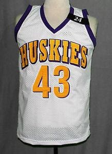 Kenny Tyler #43 The 6th Man Movie 1997 Huskies Basketball Jersey, Jersey, HaveJerseys, HaveJerseys, 2018 throwback retro vintage movie sports basketball baseball football hockey college highschool jerseys, jersey plug, movie jerseys