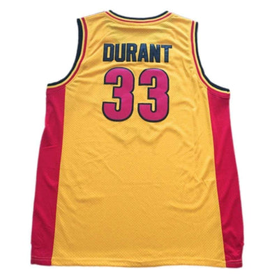 Kevin Durant #33 Oak Hill High Jersey, Jersey, HaveJerseys, HaveJerseys, 2018 throwback retro vintage movie sports basketball baseball football hockey college highschool jerseys, jersey plug, movie jerseys