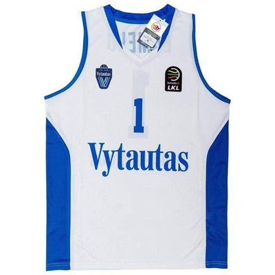 LaMelo Ball #1 Lithuania Vytautas Basketball Jersey, Jersey, HaveJerseys, HaveJerseys, 2018 throwback retro vintage movie sports basketball baseball football hockey college highschool jerseys, jersey plug, movie jerseys