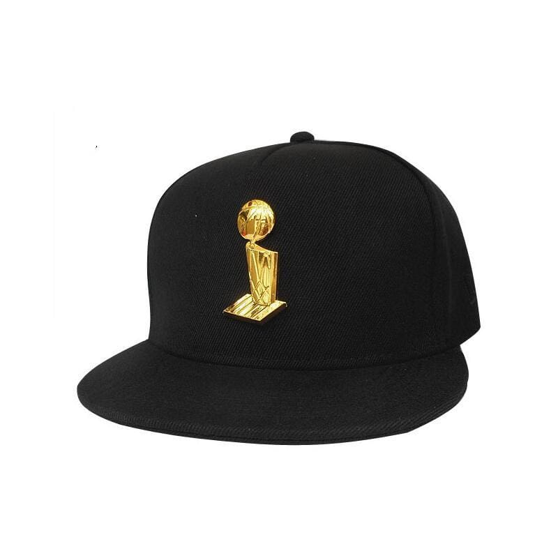 Larry O'Brien Basketball Championship Trophy Dad Hat