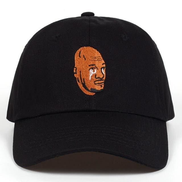 Michael Jordan Crying Meme Dad Hat