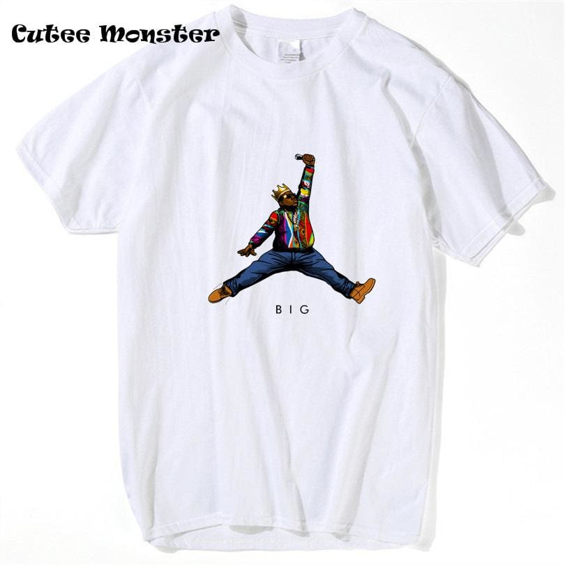 Notorious B.I.G Jumpman T-Shirt