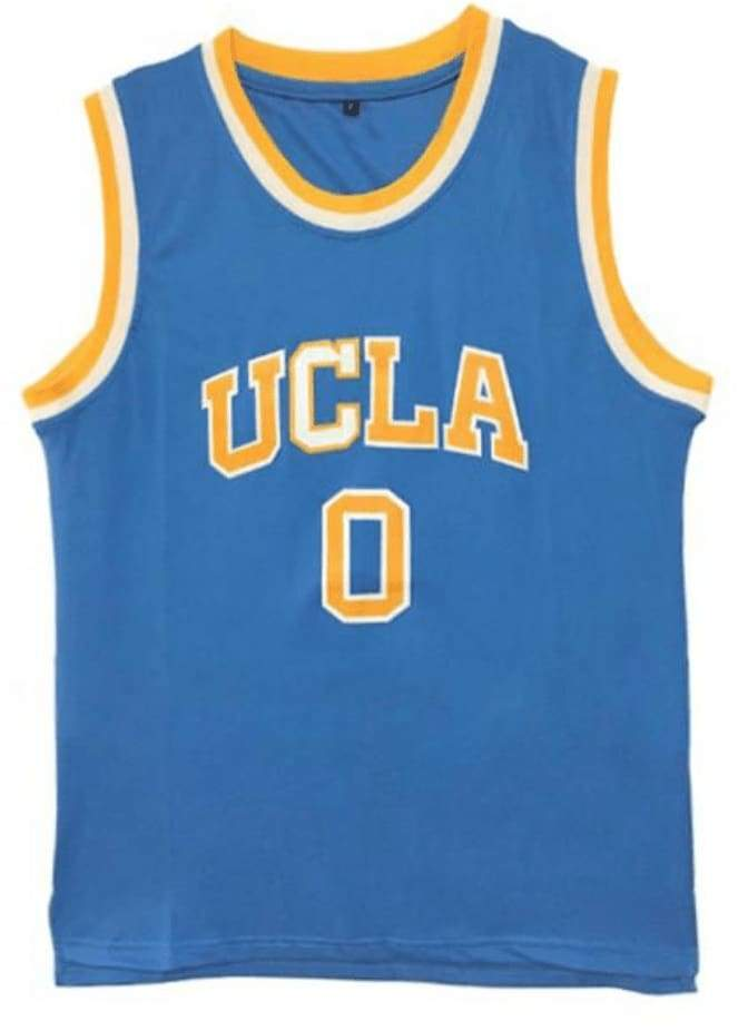 Russell Westbrook College Jersey