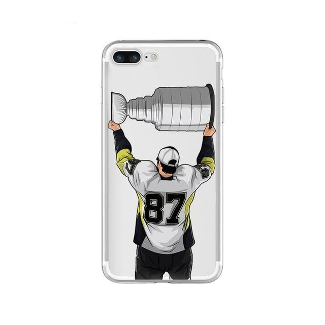 Sidney Crosby Raise the Cup Phone Case