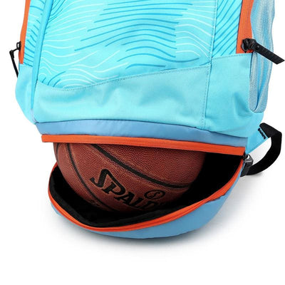 Spacious Basketball / Sports Backpack, other, HaveJerseys, HaveJerseys, 2018 throwback retro vintage movie sports basketball baseball football hockey college highschool jerseys, jersey plug, movie jerseys