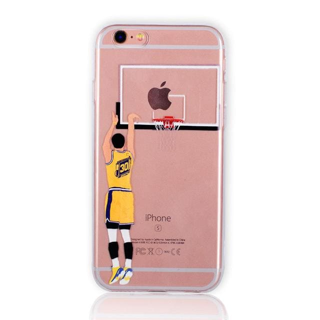 Steph Curry Jumpshot Phone Case