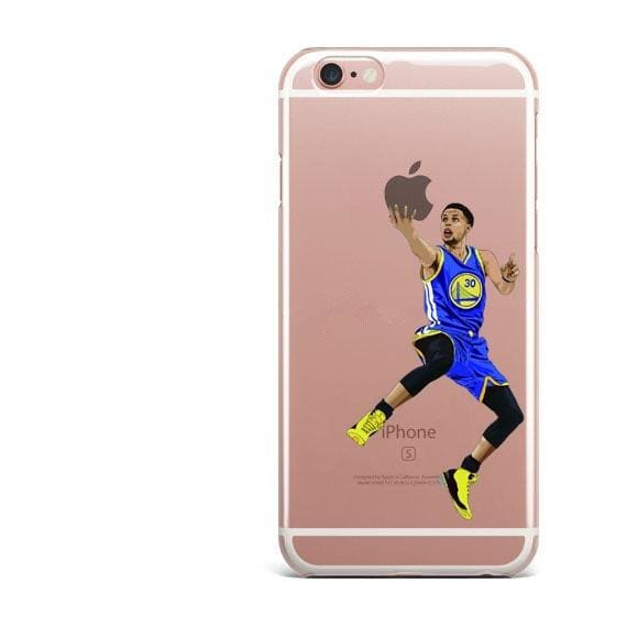 Steph Curry Layup Phone Case