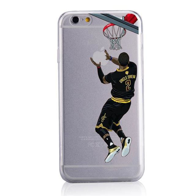 Uncle Drew Kyrie Irving Layup Phone Case