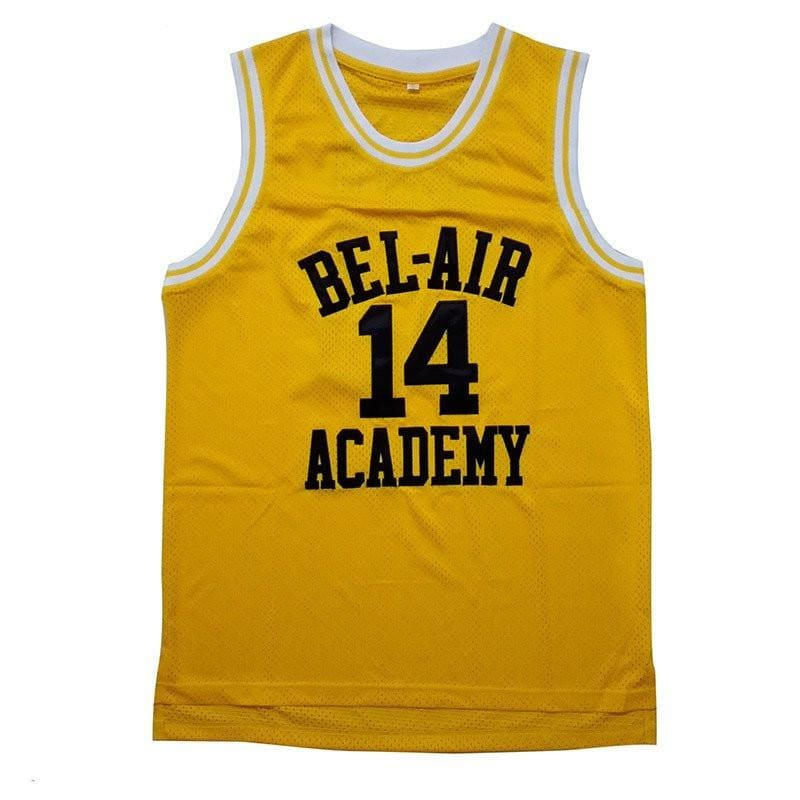 Will Smith Fresh Prince of Bel Air #14 Basketball Jersey