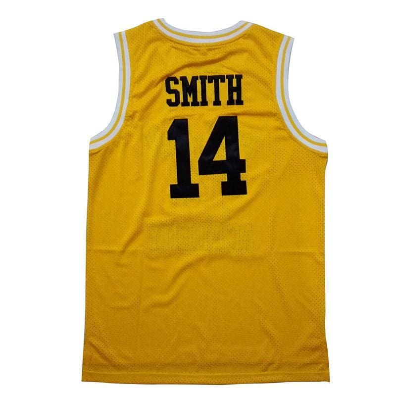 Will Smith #14 - Fresh Prince Of Bel-Air Basketball Jerseys