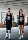 CAndy Skull Tank Unisex - Black - Tank - Contagion Athletics