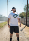 Military Camo CA T-Shirt - White - T-Shirt - Contagion Athletics