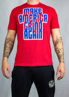 MAGA T-Shirt (Make America Grind Again) - T-Shirt - Contagion Athletics