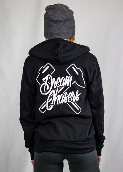 Dream Chasers Undefeated Zipup - Hoodie - Contagion Athletics