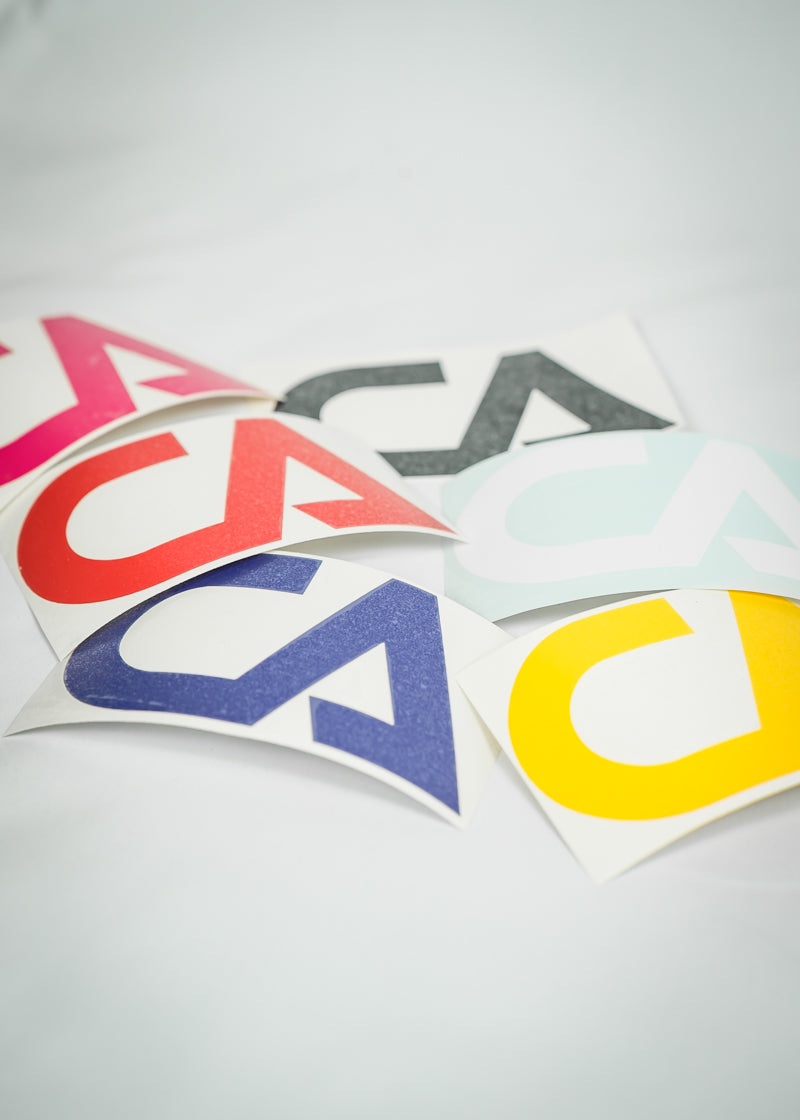 CA Logo Decal - Shop : Accessory : Sticker - Contagion Athletics