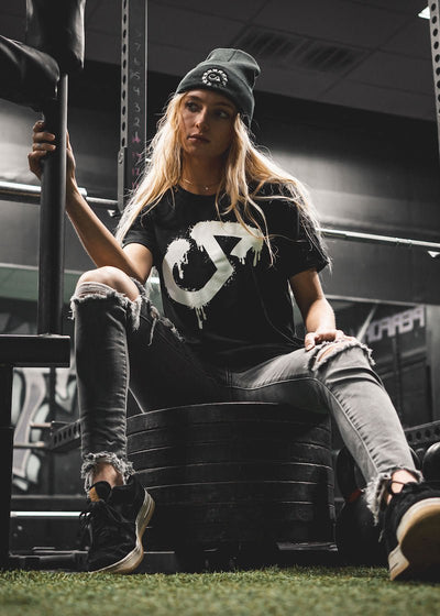 CA Graffiti T-Shirt - Black - Shop : Apparel : T-Shirt - Contagion Athletics