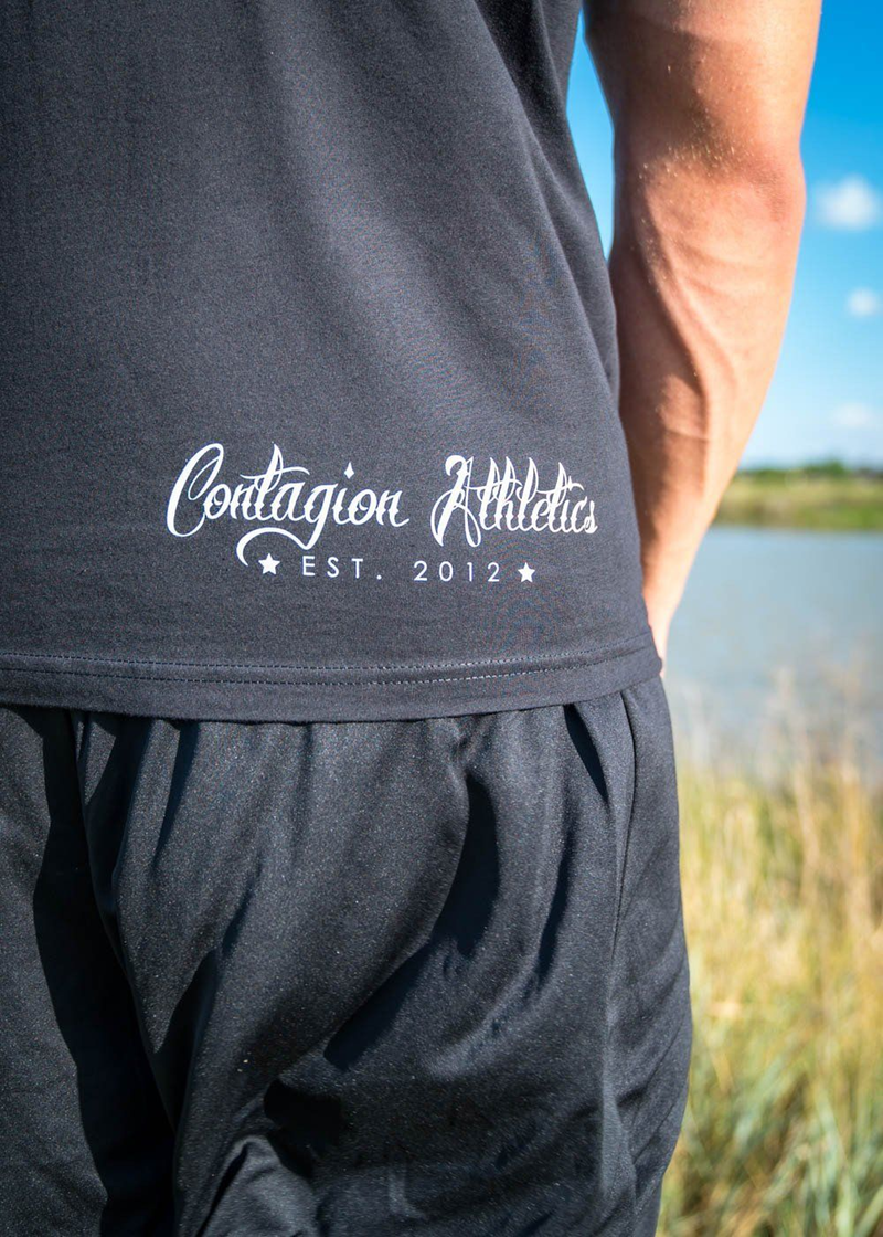 CA OG T-Shirt - T-Shirt - Contagion Athletics