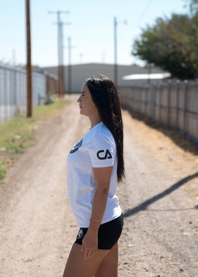 CA Continental Flag Dri-Fit - Shop : Apparel : T-Shirt - Contagion Athletics