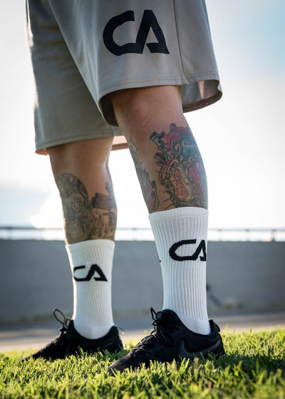 Premium Polypro Knit Socks - Socks - Contagion Athletics
